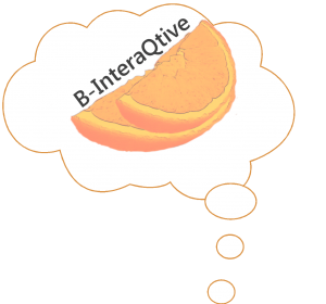 B-InteraQtive Publishing logo