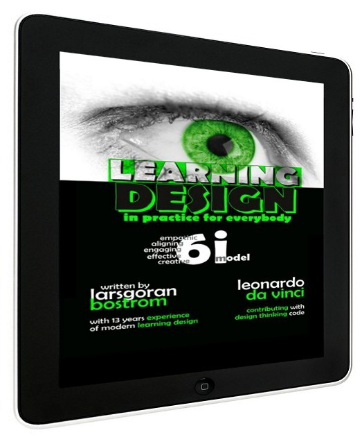 """""""Learning Design in Practice for Everybody"""" now available in eBook stores around the world"""