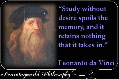 Design inspiration by Leonardo Da Vinci and others