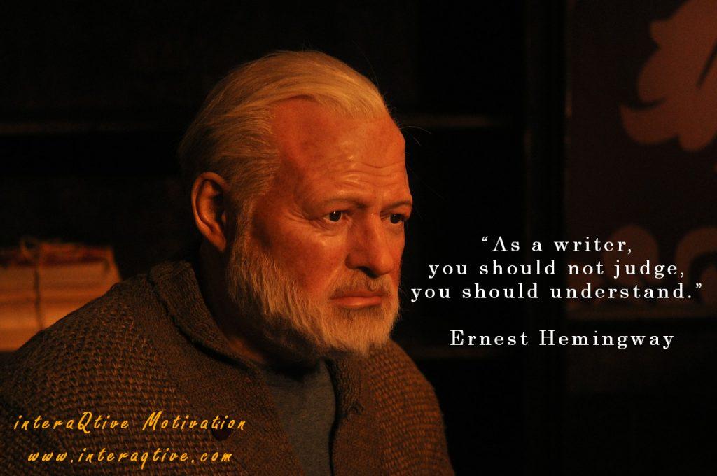 Writing as an exploration trip - #MondayMotivation