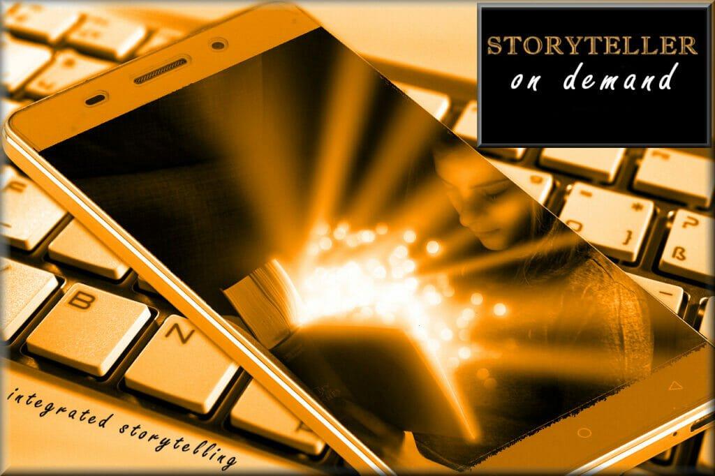 Storyteller On Demand - Vigör Din Bok INTERAKTIV