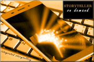Storyteller on demand services