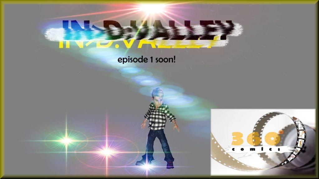 N>D:Valley och 360 graders seriemagasin
