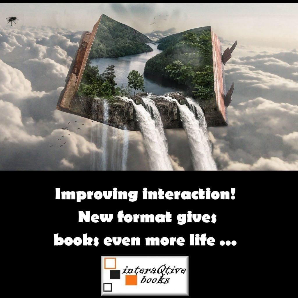 platform for interactive books
