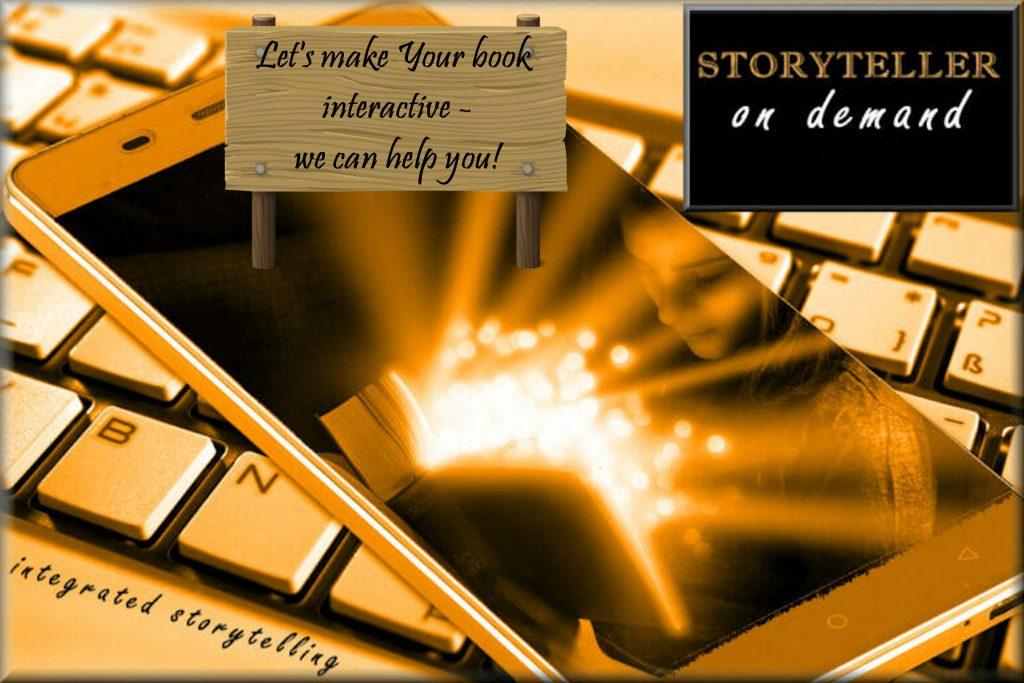 Inkludera interaktivitet i din bok för att engagera läsaren